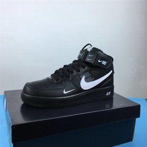 NIKE Air Force 1 Women sports shoes High sneaker